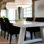 12 living grote tafel